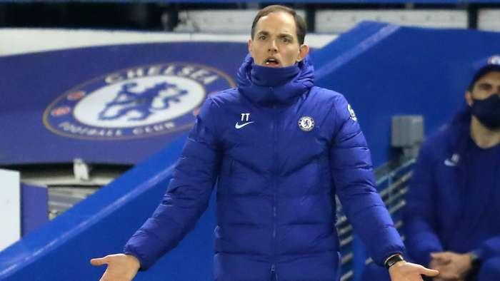 Tuchel Chelsea 2021