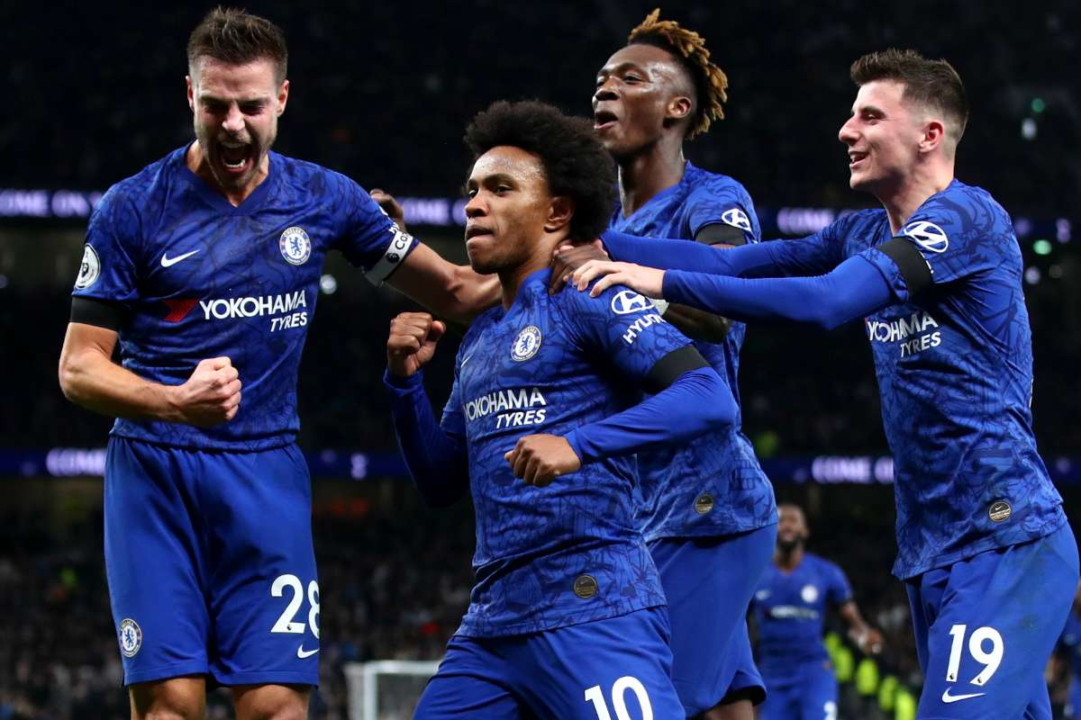 Chelsea can't keep being up and down' – Willian seeks consistency ...