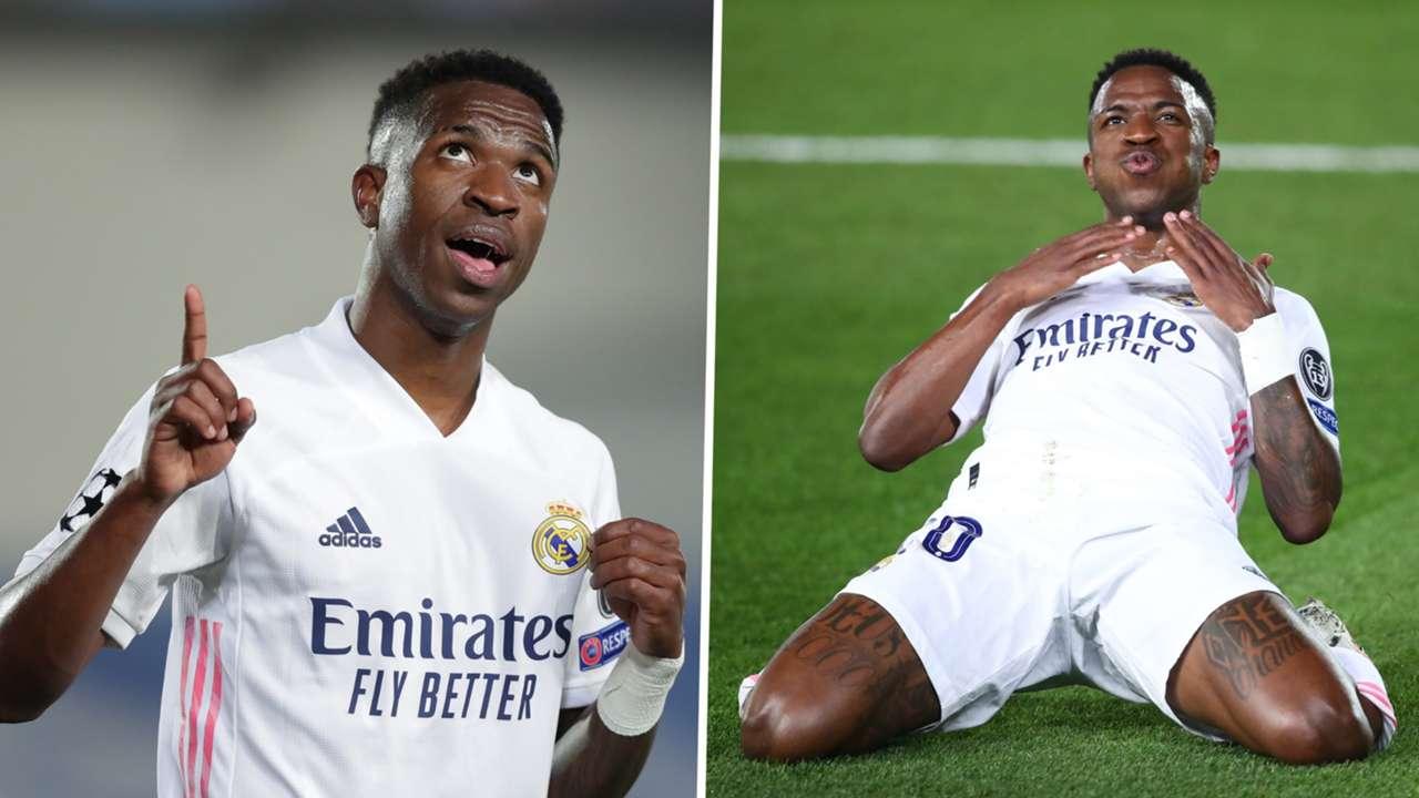 Vinicius Real Madrid 2021