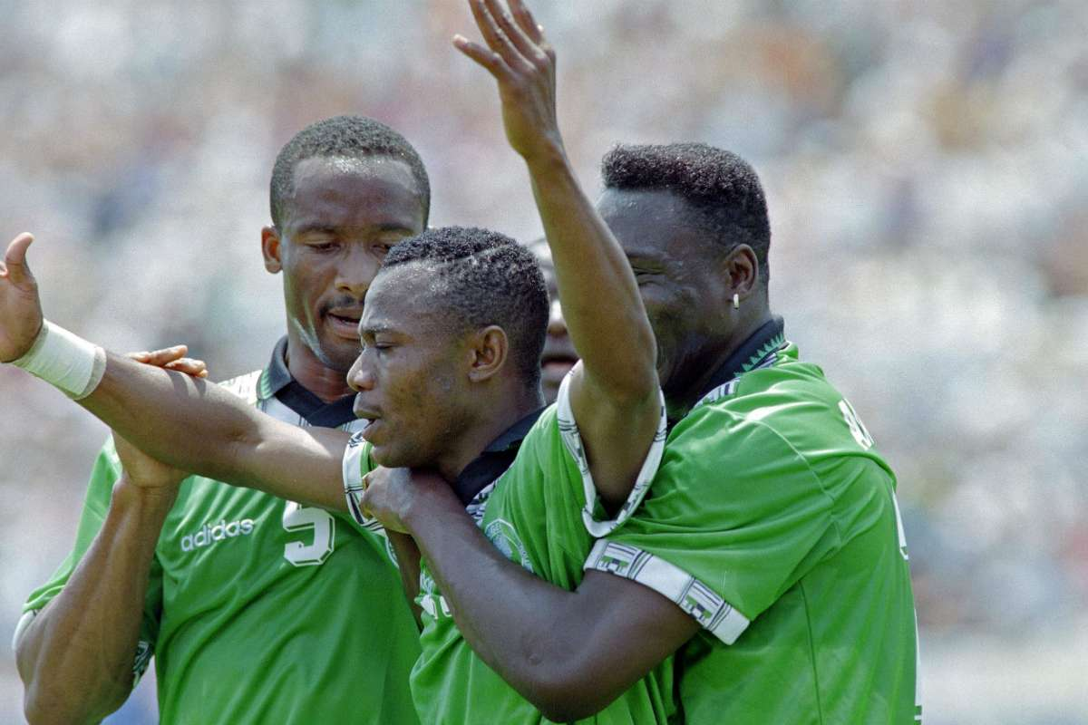 Scoring in the final opened more doors' – Amuneke reflects on ...