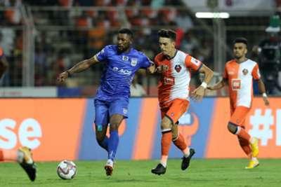 Edu Bedia Arnold Issoko FC Goa Mumbai City