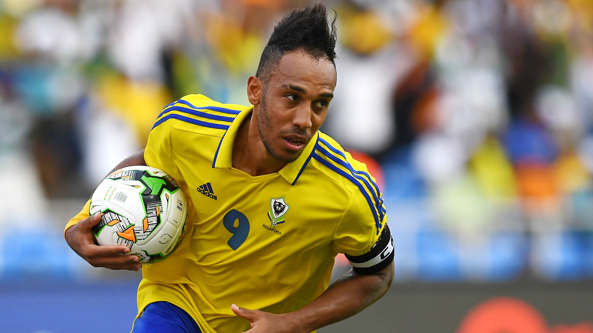 2022 World Cup qualifiers: Aubameyang on target as Gabon grab first win while Cameroon eliminate Mozambique