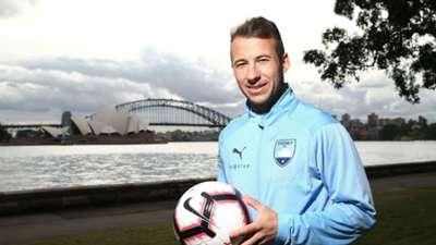 Adam Le Fondre Sydney FC
