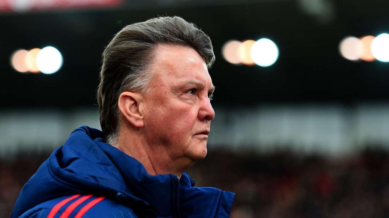 Louis van Gaal Manchester United Coach