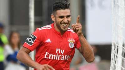Eduardo Salvio, Benfica 09022018