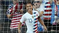 Alex Morgan USWNT Japan