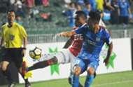 Hong Kong Premier League, Pegasus 1:1 Kitchee.