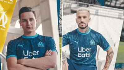 Olympique Marseille - Away Kit 2020/21