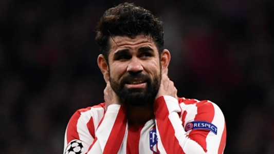 Atletico Madrid striker Costa handed six-month prison sentence and fined for tax fraud   Goal.com