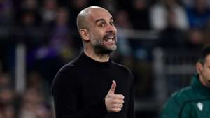 Pep Guardiola Manchester City Real Madrid 2019-20