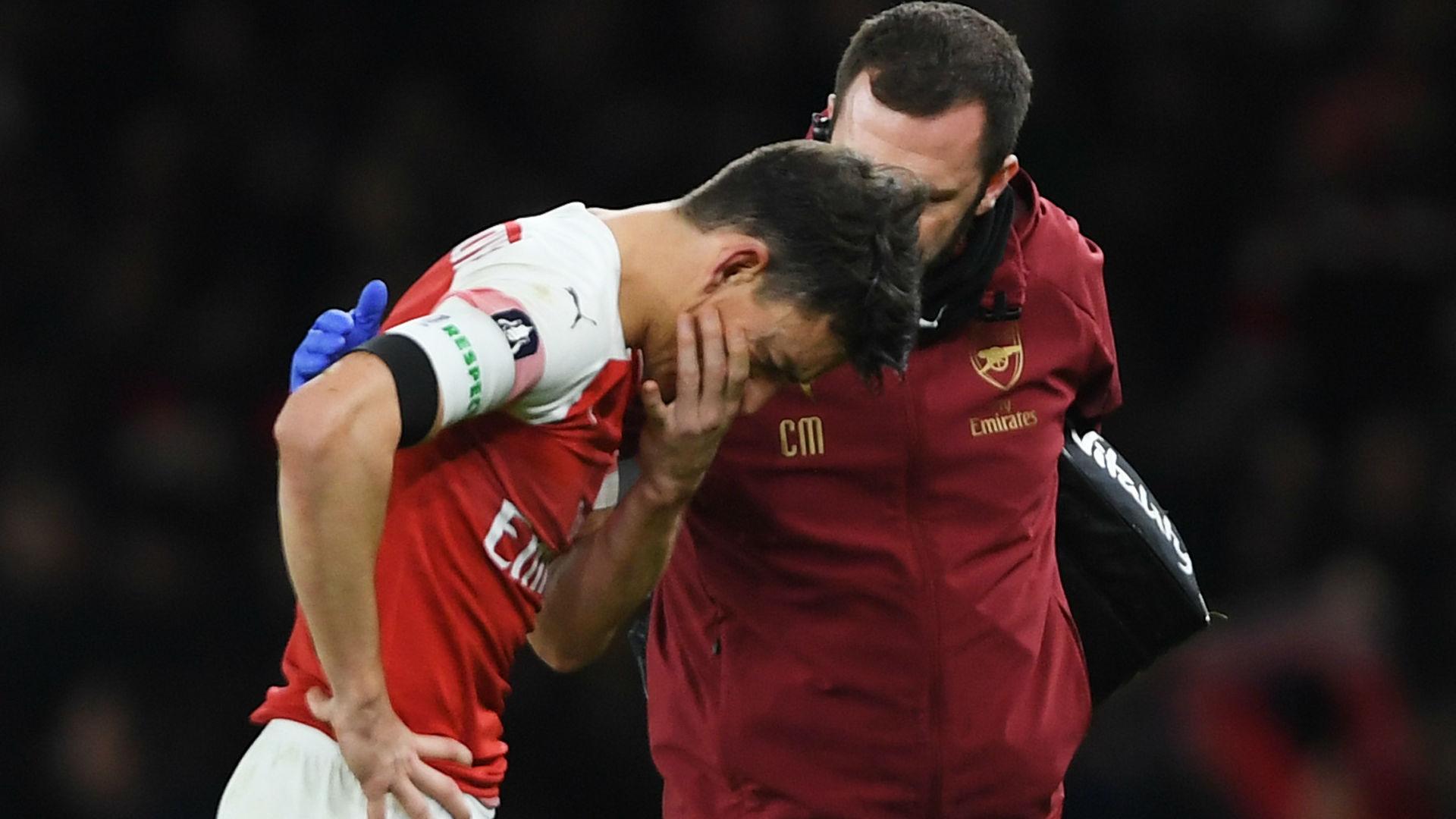 Laurent Koscielny Arsenal FA Cup