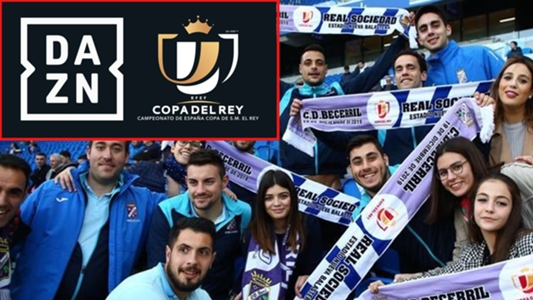 Copa del Rey - cover