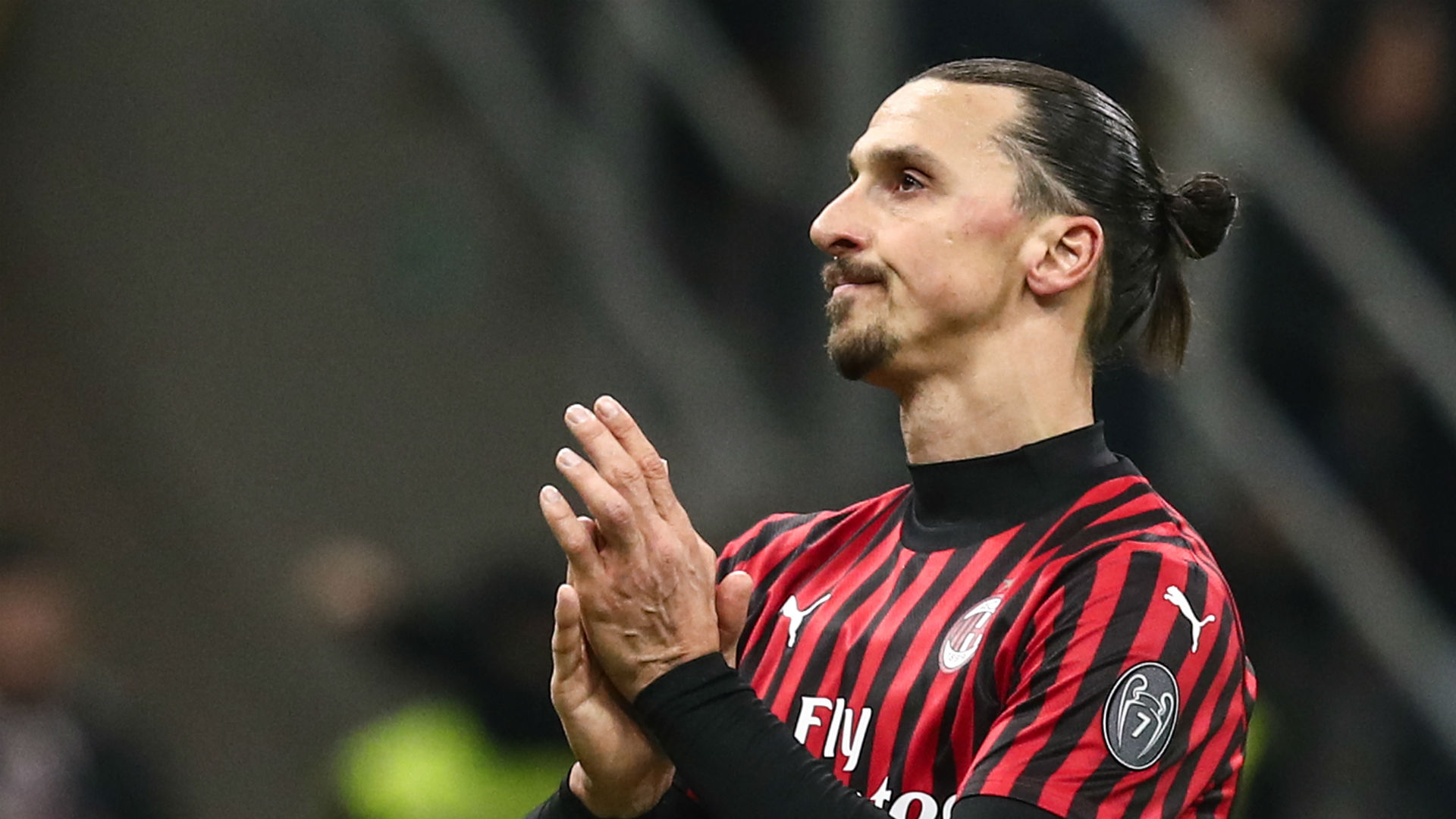 AC Milan confirm Ibrahimovic has not suffered career-ending Achilles injury