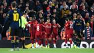 Liverpool Arsenal Carabao cup 2019-20