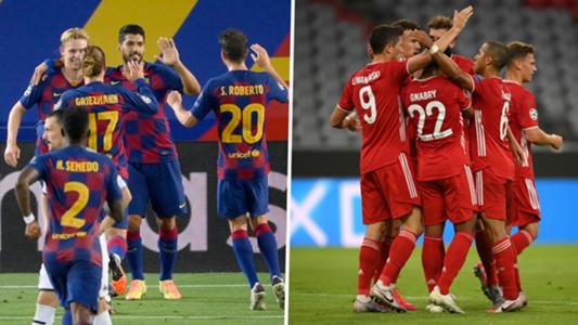Barcelona vs. Bayern Múnich, en cuartos de final de la Champions League: cuándo es, dónde se juega y posibles alineaciones | Goal.com
