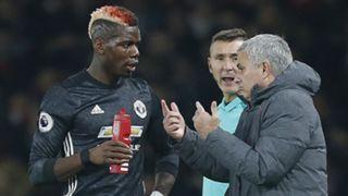 Paul Pogba Jose Mourinho Arsenal Manchester United Premier League