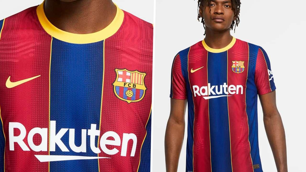 Barcelona Home Kit 2020/21