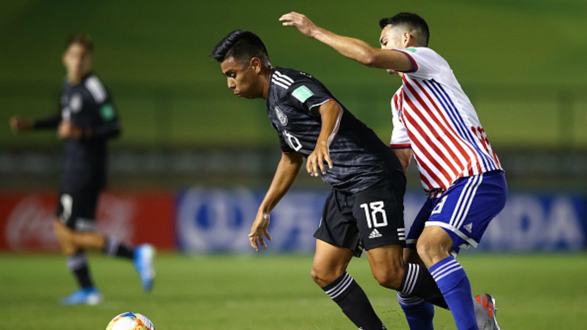 México Sub 17 cae 2-1 ante Italia; peligra su clasificación