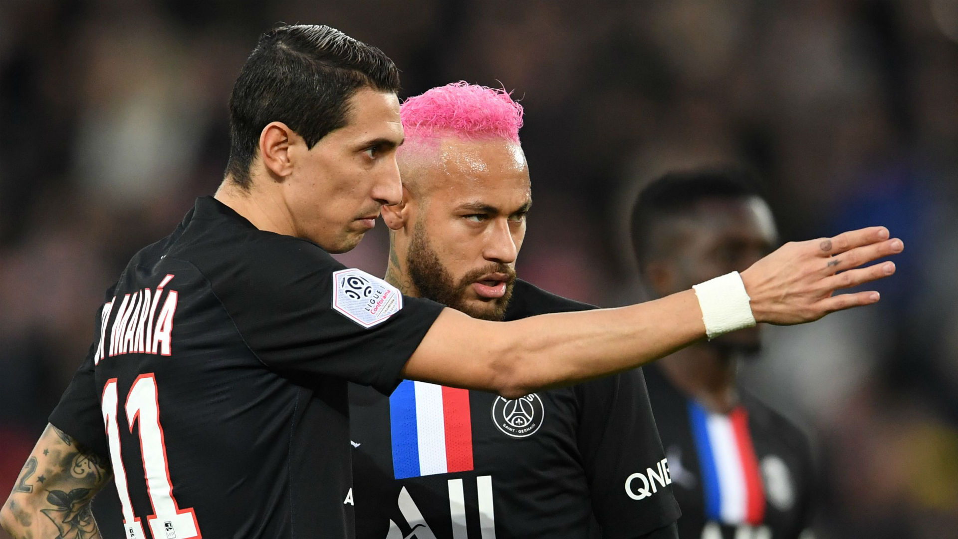 Di Maria hated Man Utd spell & Neymar couldn't be Ronaldo' – Bulka offers  insight into PSG colleagues | Goal.com