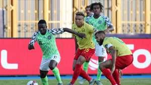 Oghenekaro Etebo - Nigeria vs. Cameroon
