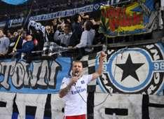 Rick van Drongelen HSV cheer
