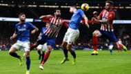 Diego Costa Saul Niguez Atletico de Madrid Athletic de Bilbao LaLiga 10112018