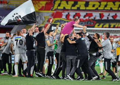 Goztepe vs Besiktas. 05.16.2021