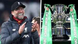 Jurgen Klopp Liverpool Carabao Cup