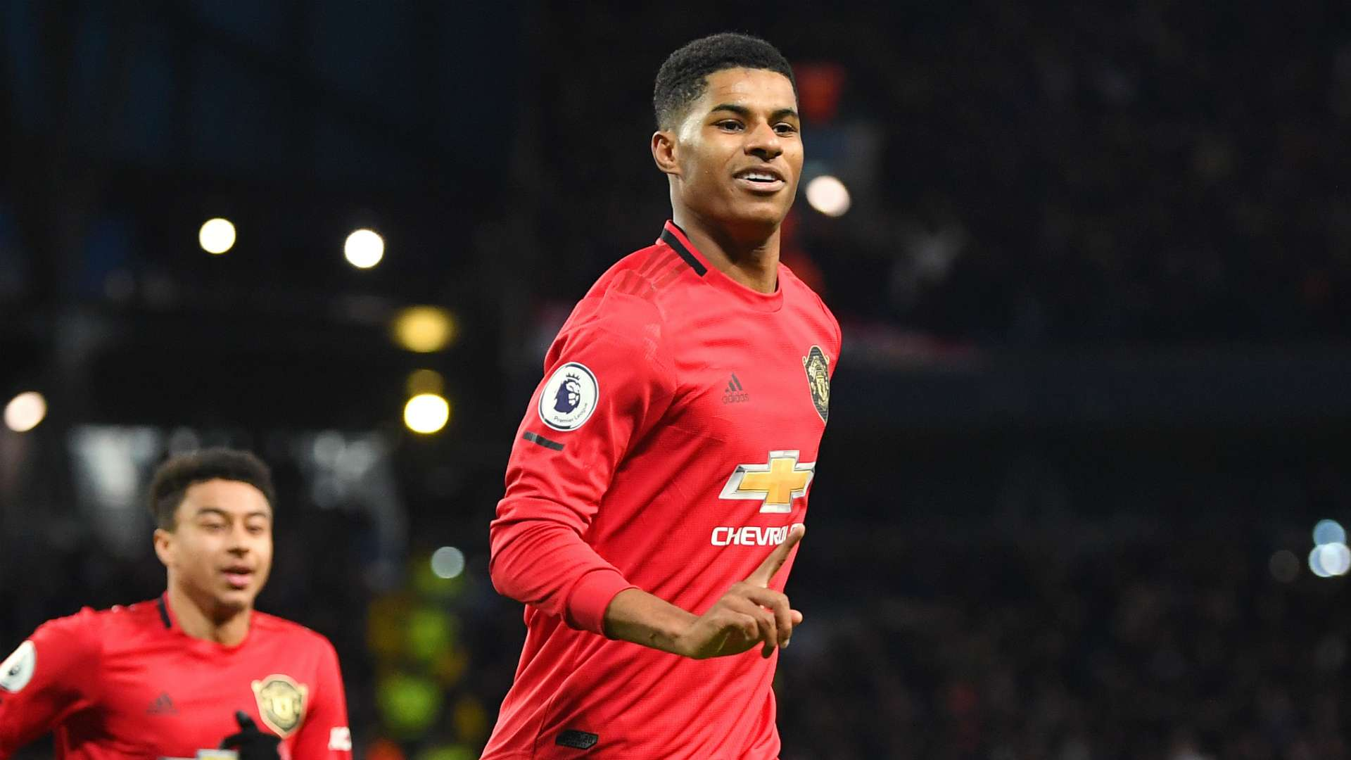 Marcus Rashford Manchester City Manchester United