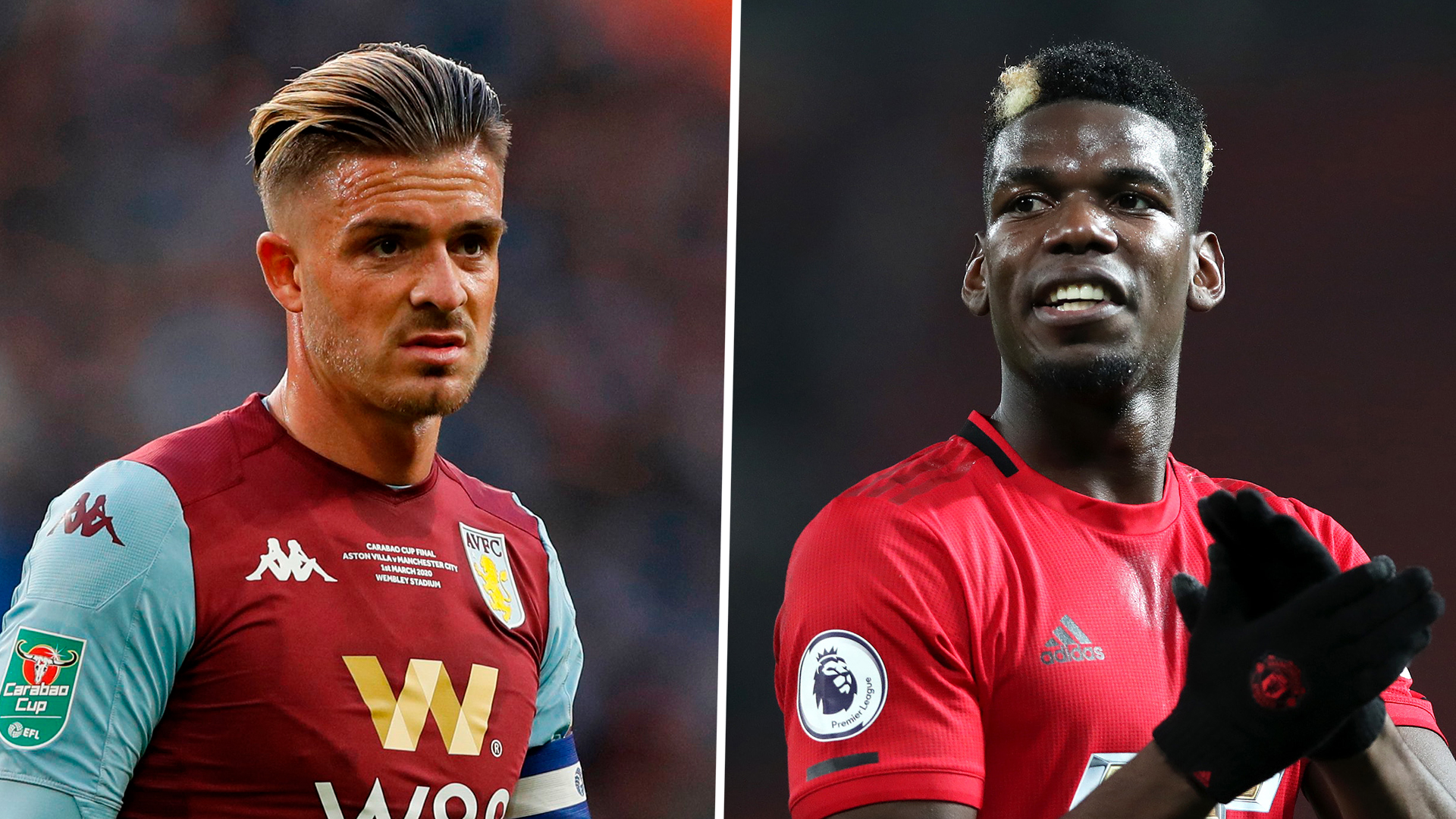 'It's a no-brainer!' - Man Utd urged to sell Pogba and bring in Grealish for £70m