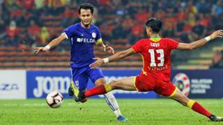 Hadin Azman, Felda United, Malaysian FA Cup, 16042019
