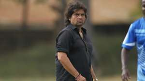 AFC Leopards coach Rodolfo Zapata.