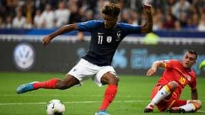 Kingsley Coman, France vs Andorra