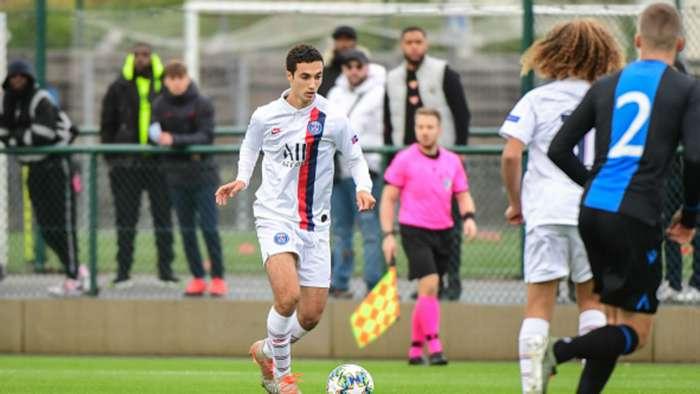 Ziyad Larkeche PSG U19