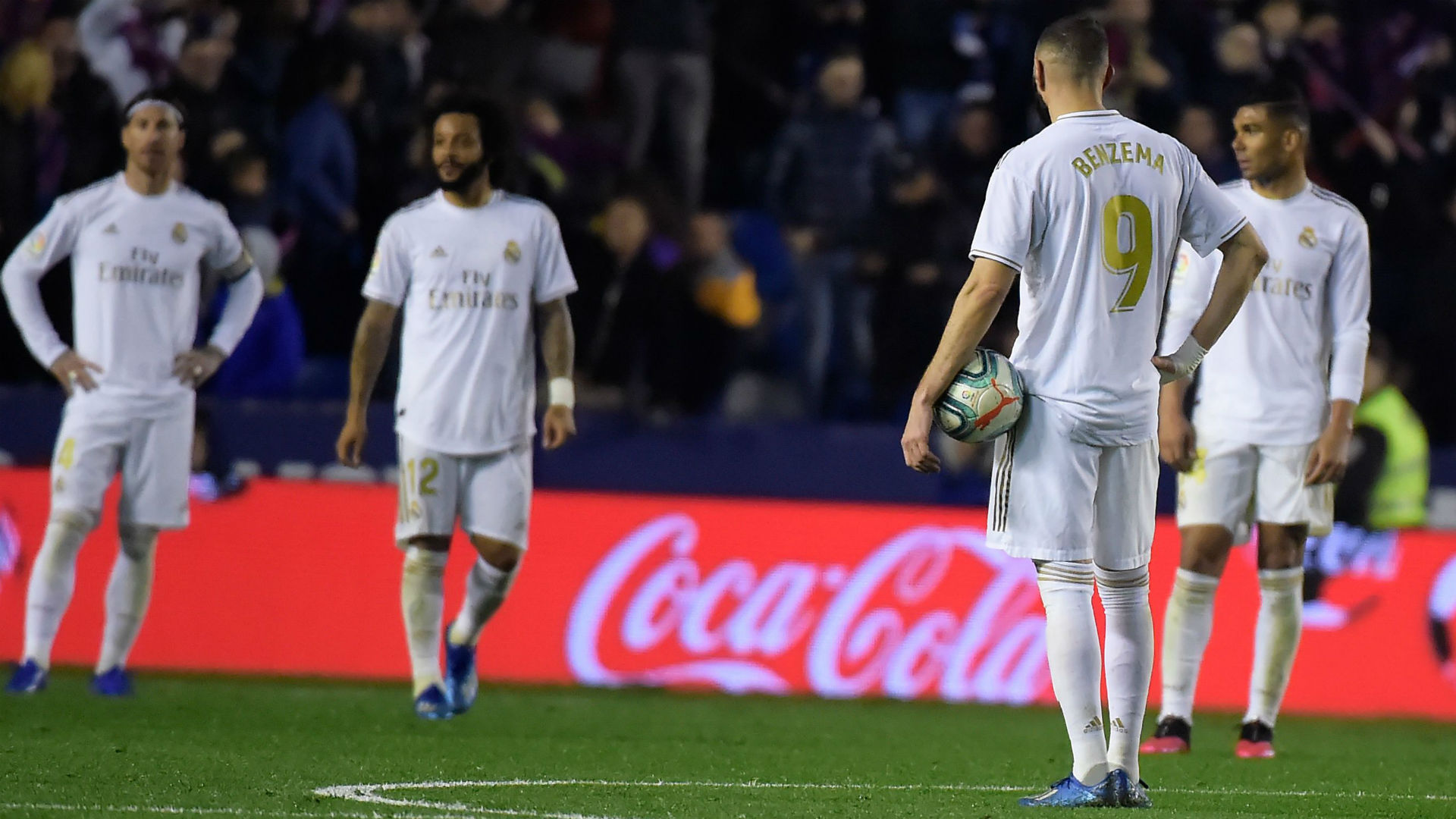 Levante - Real Madrid 1-0, le Real chute à Levante