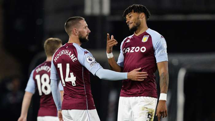 Conor Hourihane, Tyrone Mings, Aston Villa, Premier League 2020-21