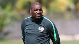 Molefi Ntseki, Bafana Bafana coach, 2018