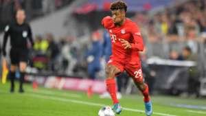 Bayern - Coman a repris la course