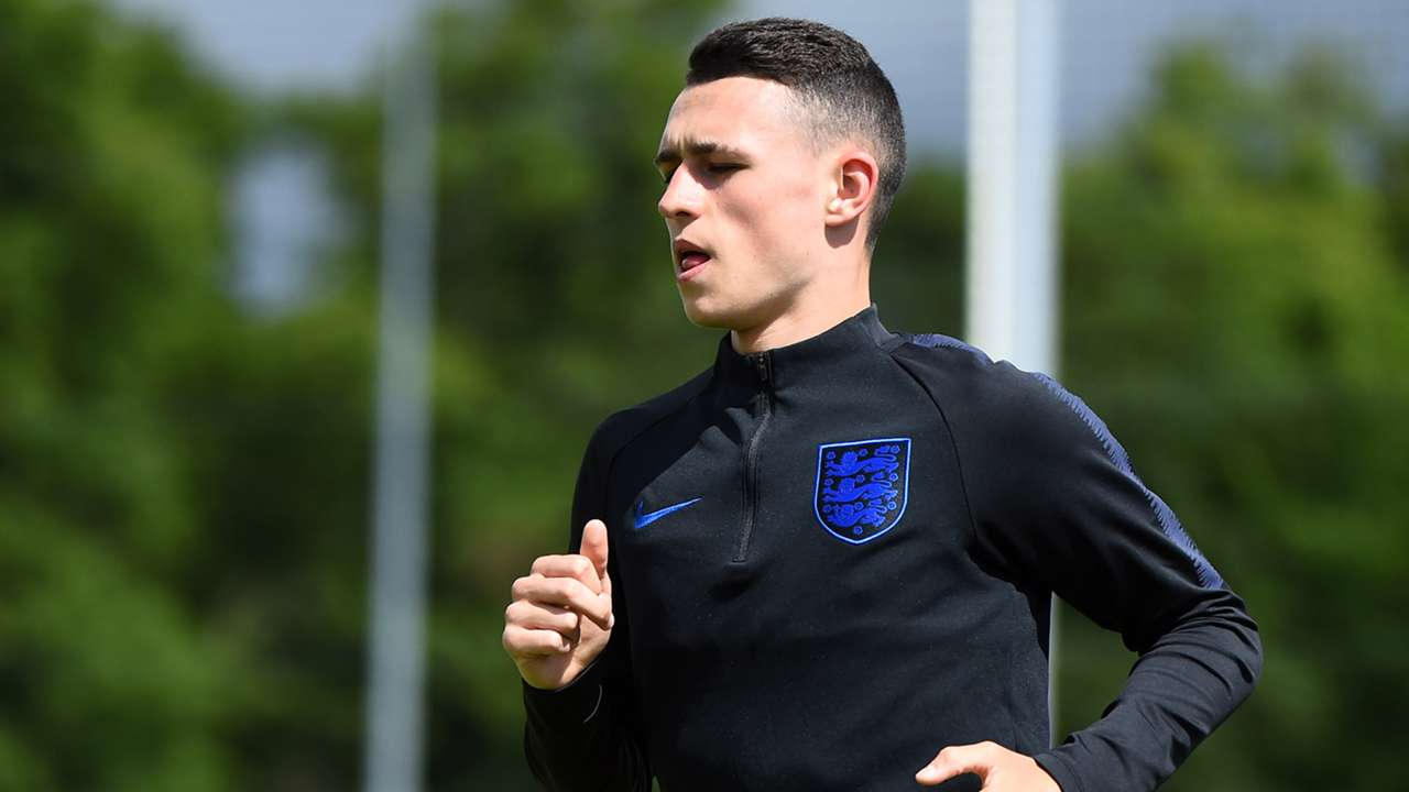 Phil Foden England