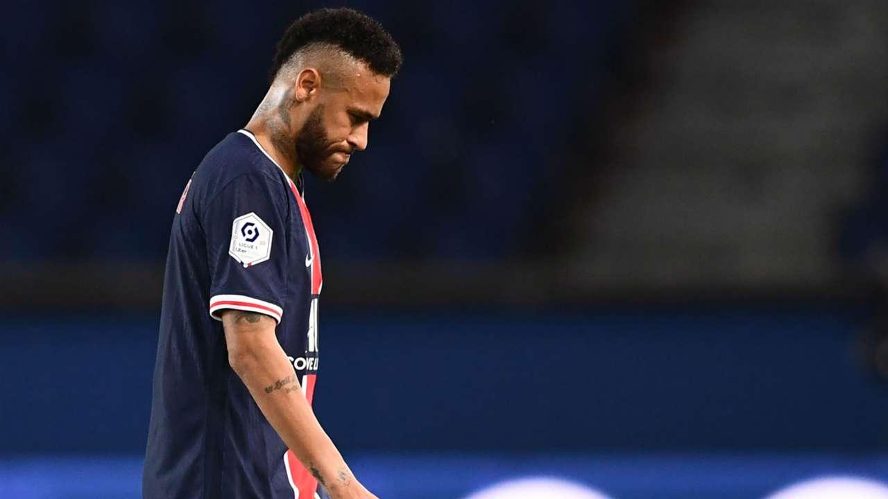 Neymar PSG Marseille Ligue 1