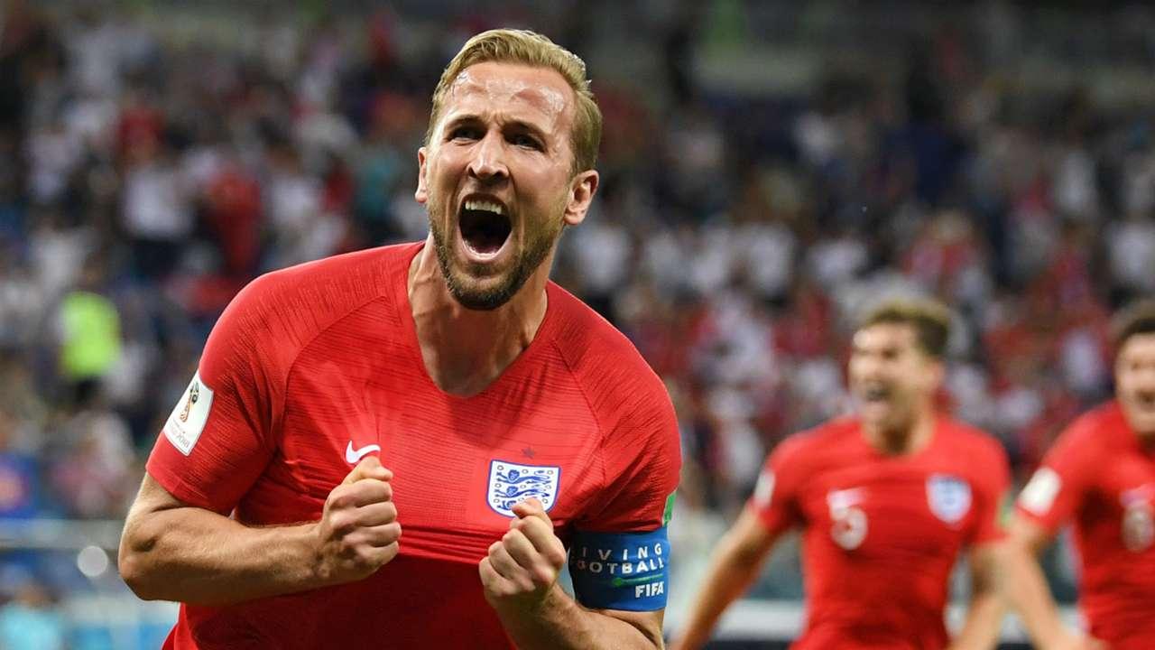 Harry Kane England World Cup