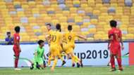 Indonesia vs Australia U16