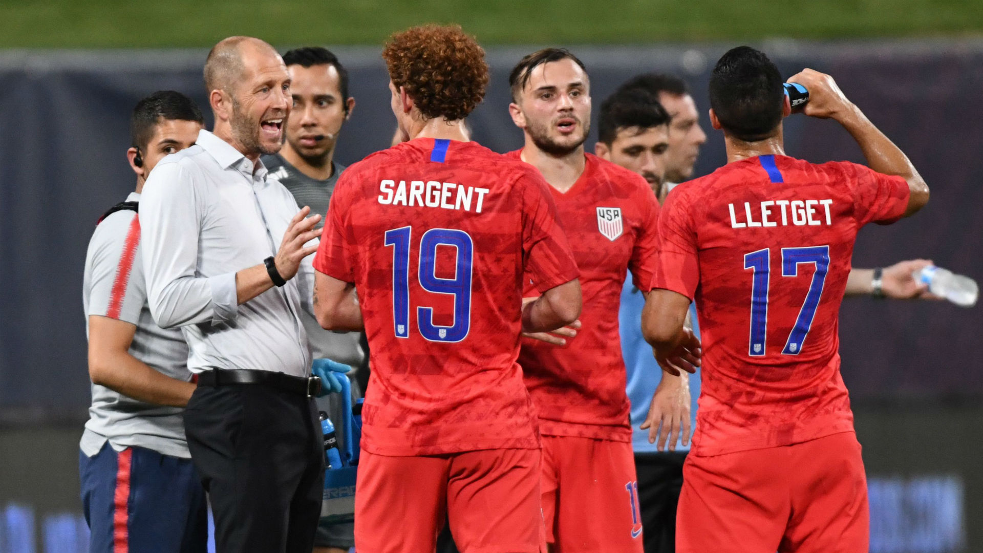 USMNT News: Progress remains hard to come by for Gregg Berhalter's USA ...