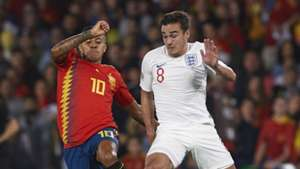 Harry Winks England 2018-19
