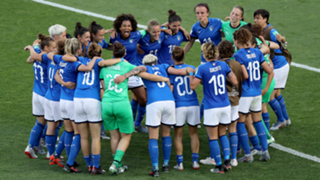 Italy Women's World Cup 2019