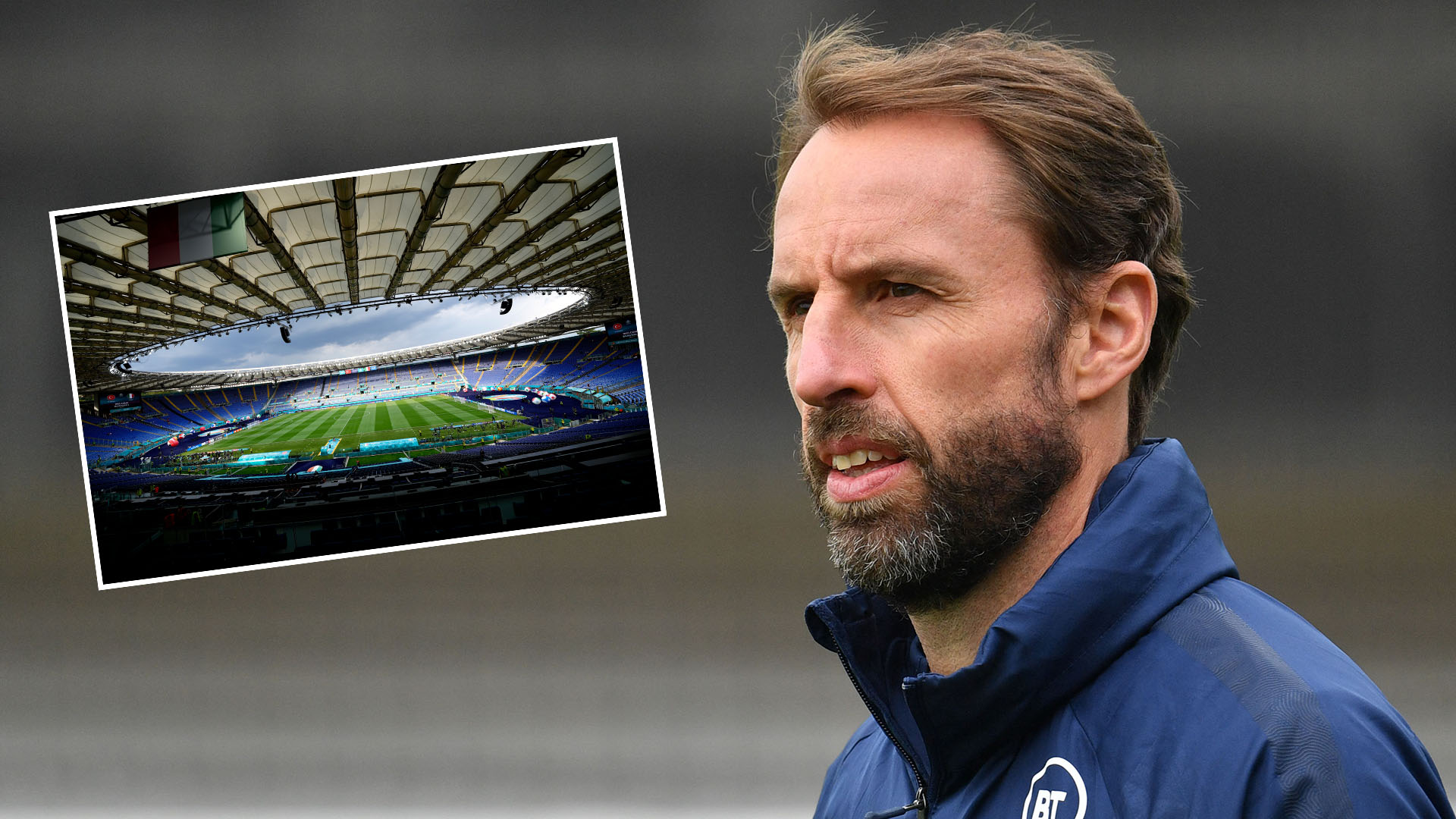 Southgate explains why England playing away from Wembley for first time at Euro 2020 is a positive