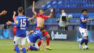 GER ONLY Schalke Augsburg Bundesliga 24052020