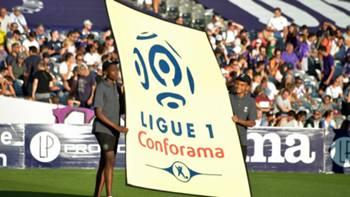 Ligue 1 Fransa Futbol Logo 03092020