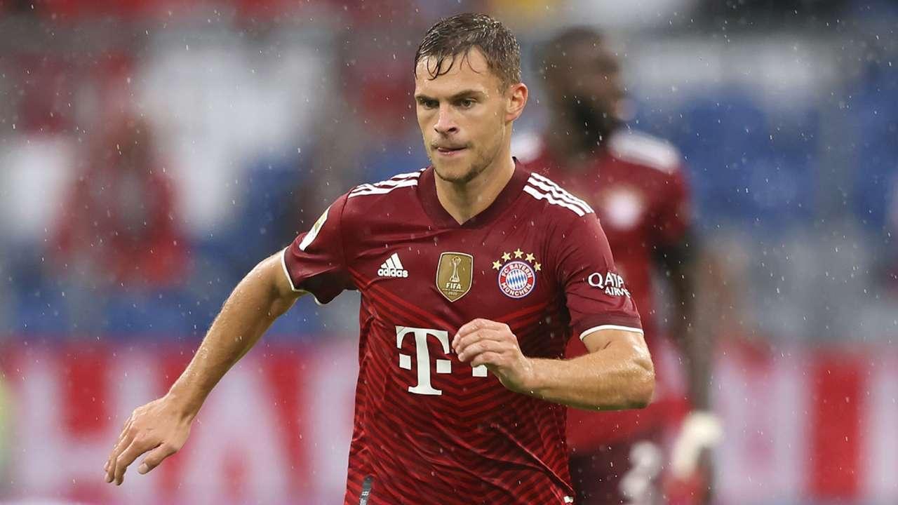 Joshua Kimmich Bayern Munich 2021-22