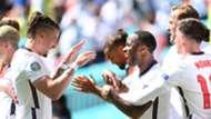 Raheem Sterling Kalvin Phillips England vs Croatia Euro 2020